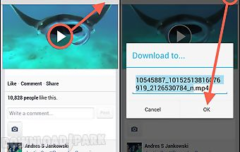 Ez video download for facebook