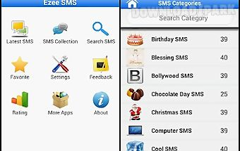 Ezee sms collection