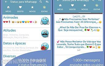 Frases e status para whatsapp