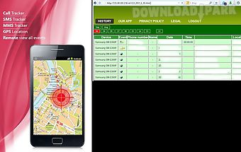 Mobile cell tracker