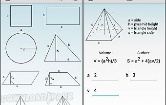 Pocket geometry free