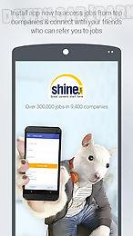 shine.com job search