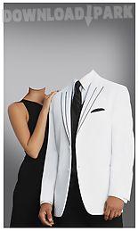 couple photo suit