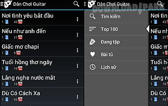 Dan choi guitar - hop am & hoc