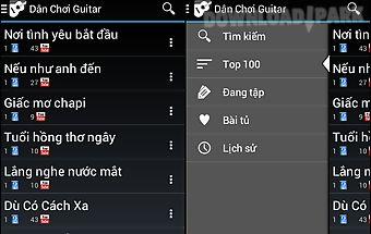 Dan choi guitar - hop am & hoc