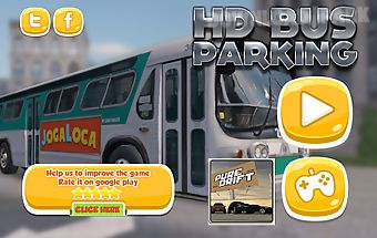 Hd bus parking
