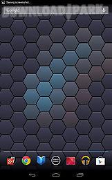hextile live wallpaper