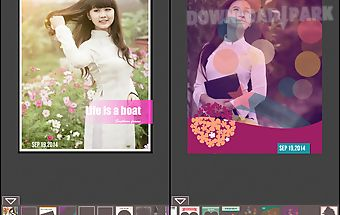 Photo frame collage hd