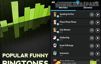 Popular funny ringtones