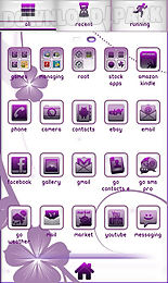 royal purple go launcher