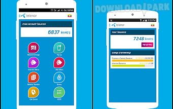 Telenor myanmar self-care app