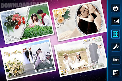 wedding photo frames - lovely