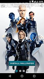 x-men live wallpaper