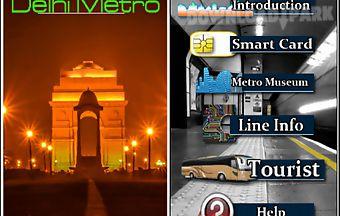 Delhi metro pro