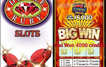 Double ruby: slots