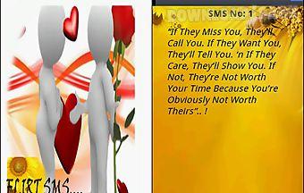 Flirt sms app