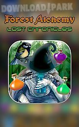 forest alchemy: lost chronicles
