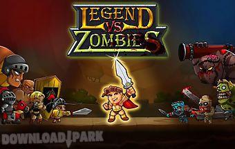 Legend vs. zombies