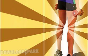 Legs workout for women x3