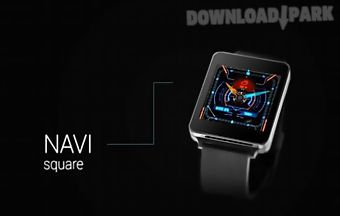 Navi - watch face general