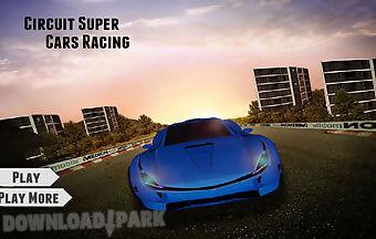 Play circuit super car racing