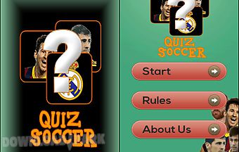 Soccer logos quiz football
