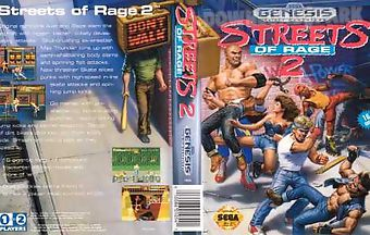 Streets of rage 2 premium editio..