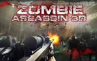 Zombie assassin 3d