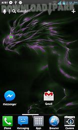 color dragon live wallpaper