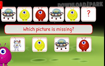 Kindergarten learning games 2
