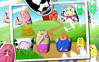 Matryoshka! kids puzzle