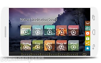 Nature meditation sound