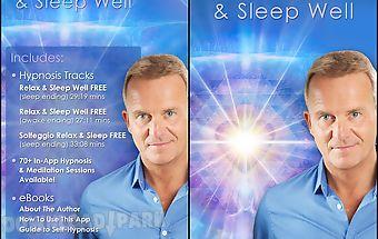 Relax & sleep well hypnosis