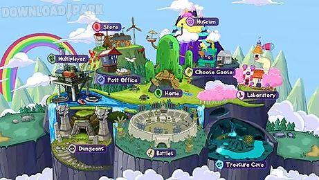adventure time: card wars kingdom