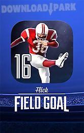 flick: field goal 16