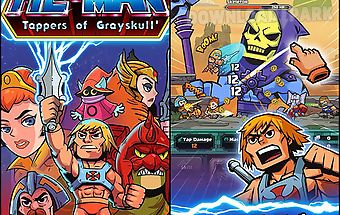 He-man: tappers of grayskull