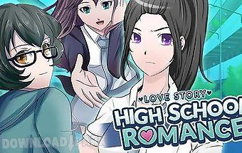 Love story: high school romance