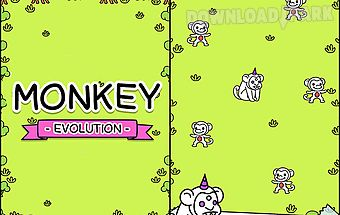 Monkey evolution: clicker