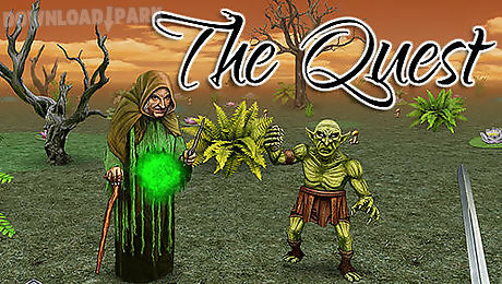the quest by redshift games