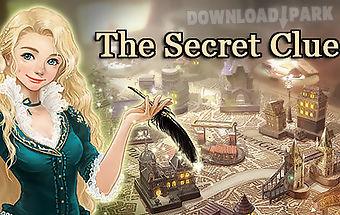 The secret clue