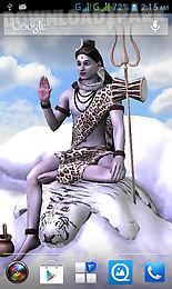 3d mahadev shiv live wallpaper