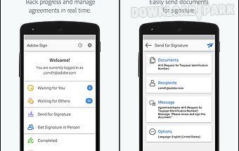 Adobe acrobat reader Android Aplicación gratis descargar Apk