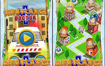 Ambulance doctor - fun games