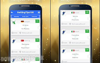 Betting tips 100