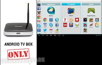 Tv guide smart Android App free download in Apk
