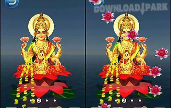 Laxmi pooja 3d live wallpaper