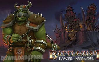 Battlemist: tower defender. clas..