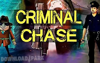 Criminal chase: escape games