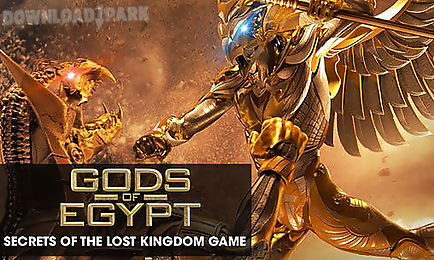 gods of egypt: secrets of the lost kingdom. the game