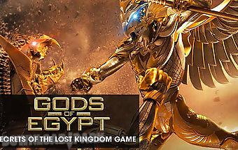 Gods of egypt: secrets of the lo..